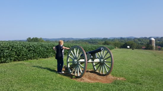 Spring Hill Self-Guided Battlefield Driving Tour