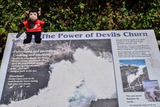 Devil's Churn: Devils Churn information