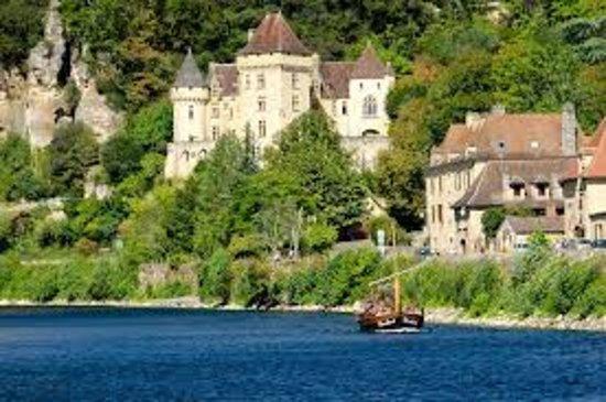 Dordogne, Prancis: vous en avez pleins les yeux durant la balade