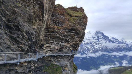 First Cliff Walk By Tissot Grindelwald What To Know