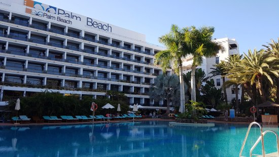 Seaside Palm Beach: Family Pool and Main Building