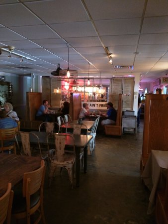 Garden Cafe Restaurant York Sc