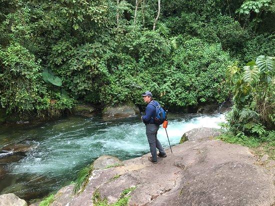 Chirripo National Park, Costa Rica: chirripo river