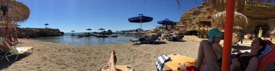 Kallithea, Greece: Perfekt zu chillen 😎