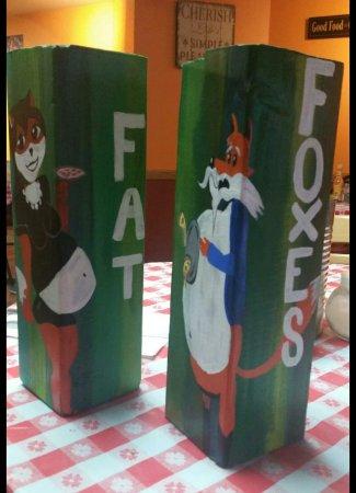 Red Cloud, NE: Fat Fox's