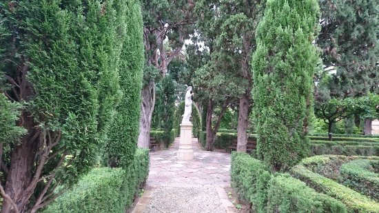 Jardines de monforte valencia spanien omd men for Jardines de monforte