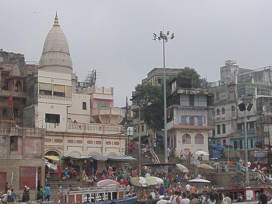 Dasaswamedh Ghat (Varanasi, Indien) - anmeldelser