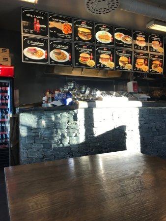 Hemsedal Burger