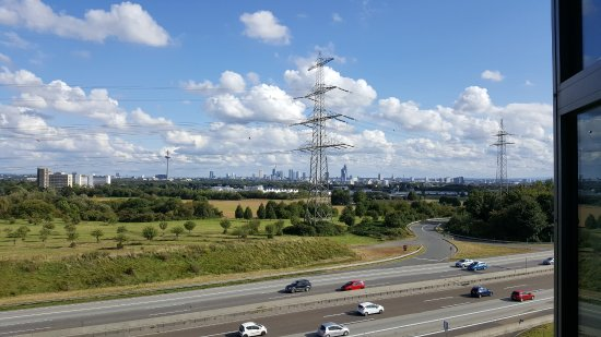 Eschborn, Niemcy: Taunusblick lookout tower