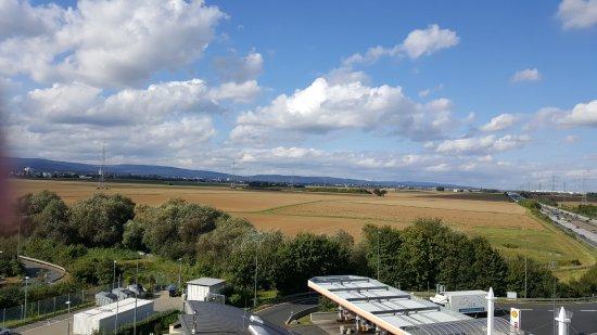 Eschborn, Niemcy: Taunusblcik lookout tower