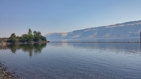 The Columbia River at Maryhill State Park