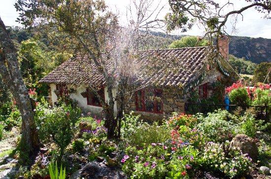 Guasca, Kolumbien: La casa es un cuento mágico hecho realidad