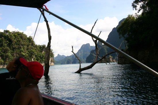 Khao Sok National Park: Chiew Lan Lake