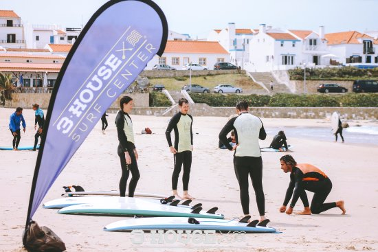 3House Surf Portugal