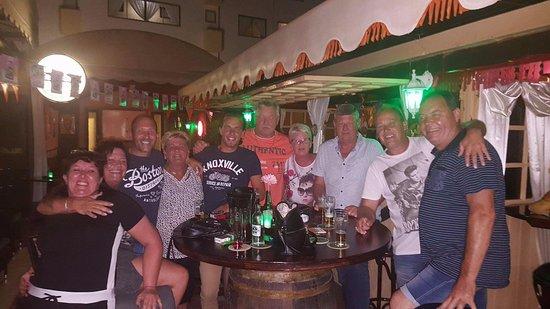 San Bartolome, España: samen zijn