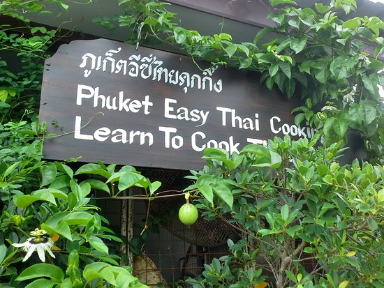 Rawai, Thailand: What to choose : A signe or Passion fruit?