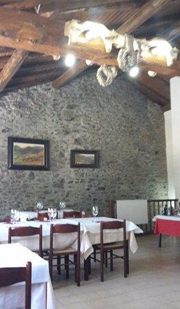 Meranges, Spanje: La salle à manger