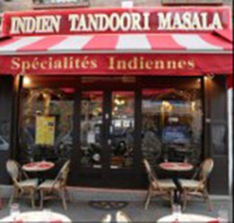 indien tandoori masala bagnolet restaurant reviews. Black Bedroom Furniture Sets. Home Design Ideas