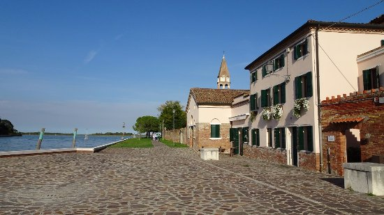 Venissa il Ristorante: Venissa on the Fondamenta S Caterina, Mazzorbo.