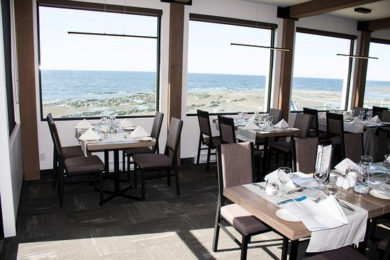 Sainte-Flavie, Canada: Restaurant