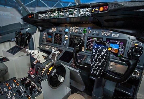 Ducos, Martinique: L'instructeur vous présentera les principaux éléments du cockpit.