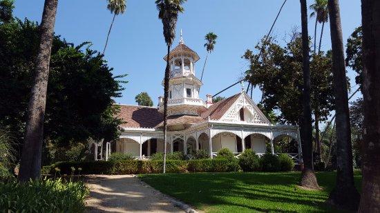 Arcadia, Καλιφόρνια: The Cottage from the outside