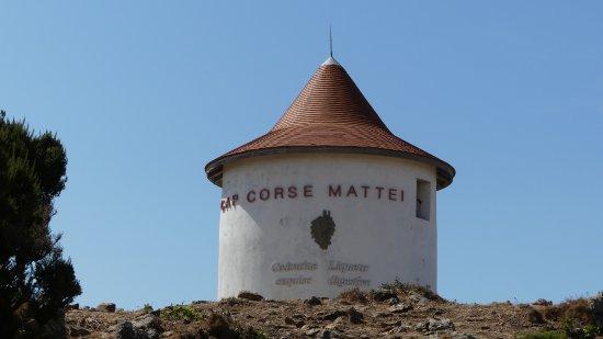 Centuri, Frankrike: Windmühle