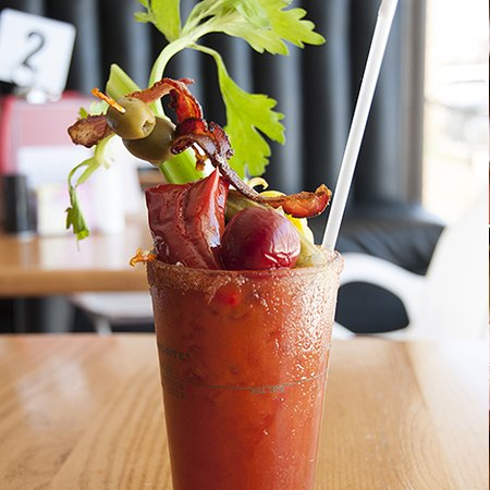 Oswego, IL: Bloody Mary