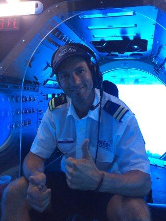 Atlantis Submarines : With Ross'