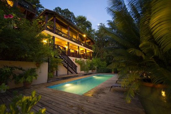 Pool - Picture of Villa Pomme d'Amour, St. Lucia - Tripadvisor
