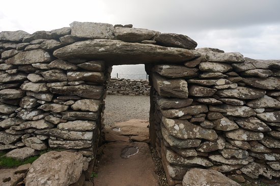 Ventry, Ireland: the fort