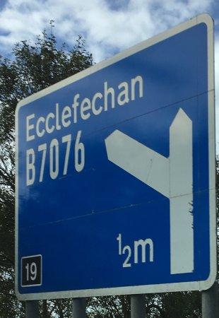 Ecclefechan, UK: photo1.jpg