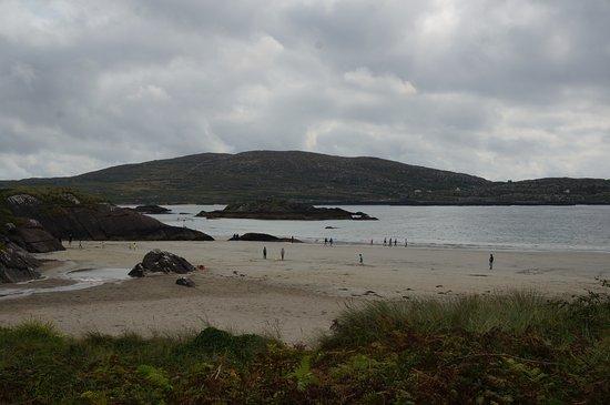 Caherdaniel, Ireland: a beach