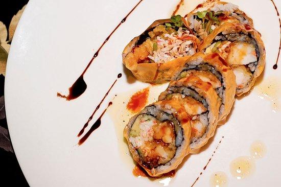Lobster Roll - Picture of Geisha House Steak & Sushi, Las Vegas - TripAdvisor