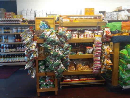 Excellent Thai Food - Review of Vientiane Market, Portland