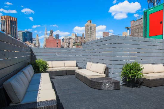 The Lex NYC: Rooftop