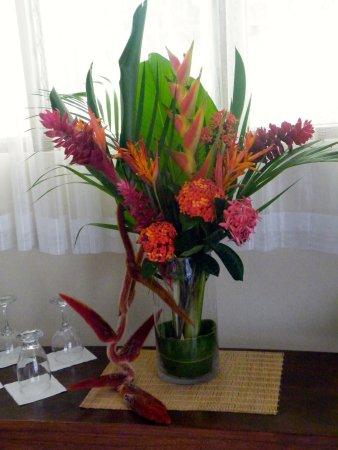 Hotel Playa Espadilla: Decoraciones