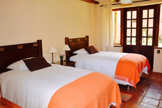 Huaran, Перу: Twin beds