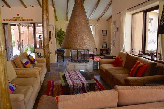 Huaran, Перу: The salon where we enjoy conciousness-expanding conversations