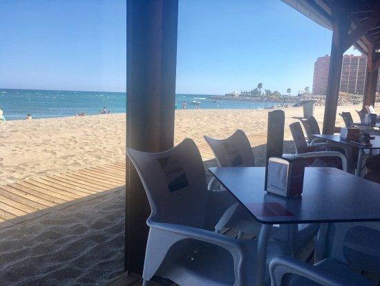 Balcony - Picture of Chirinquito Carmen Beach, Benalmadena - Tripadvisor