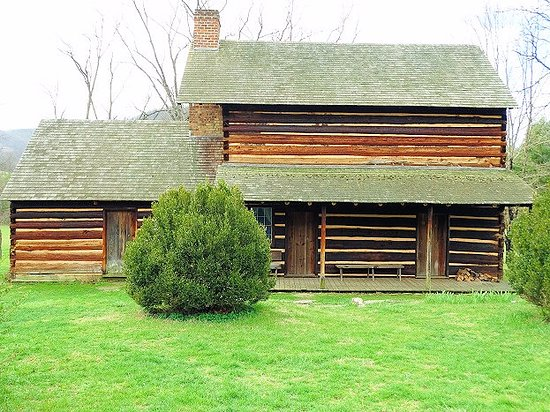 Weaverville, NC: vance homestead