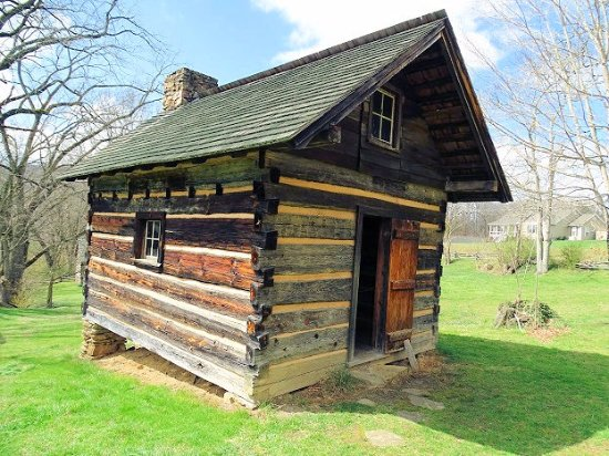 Weaverville, Carolina do Norte: loom house