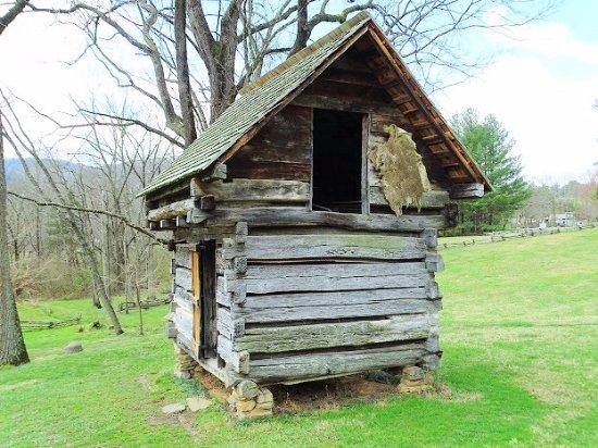Weaverville, NC: smokehouse