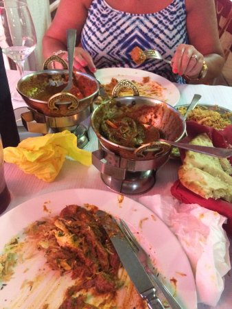 Lakhsmi Indian Restaurant : Best meal I have had for a long time