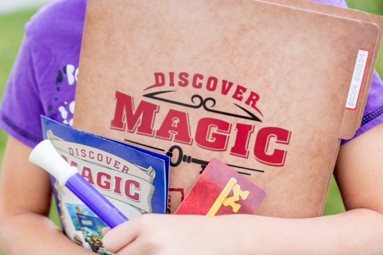YES Magic Shop & Mystery Of Magic School