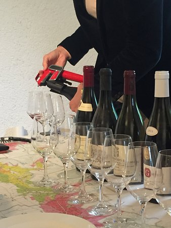 Burgundy wine school beaune all you need to know before you go with photos tripadvisor - The splendid transformation of a vineyard in burgundy ...