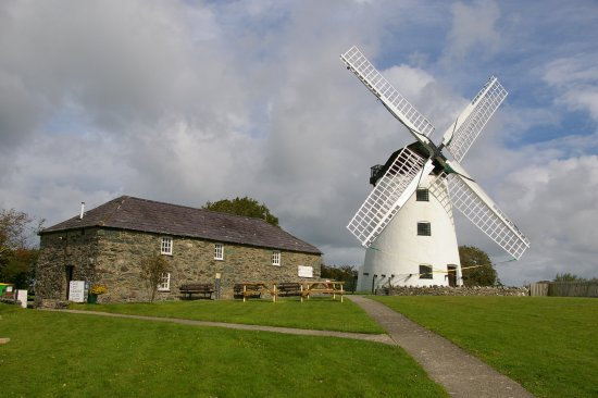 Llanddeusant, UK: The Mill