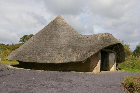 Llanddeusant, UK: A Roundhouse