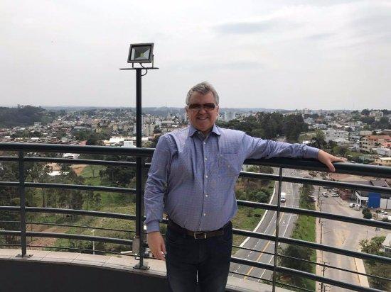 Veranopolis, RS: Vista do mirante