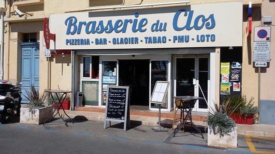 Montauroux, Francja: Brasserie